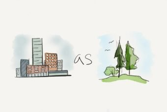The Nature of Cities. Why Cities are Good for the Environment