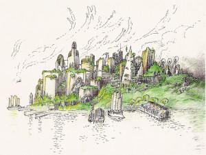 Richard Register, Ecosity Builders. Biophilic Cities