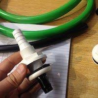 Dustin Bajer, DIY Aquaponics System Plumbing