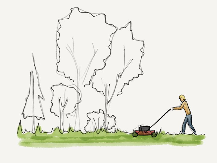 Carbon powered herbivore.